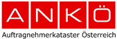 Gelistet unter ANKÖ Firmencode: 34077
